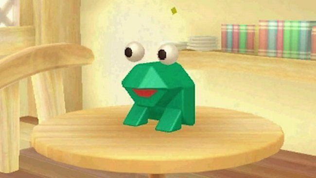 Grenouille picross 3D 2