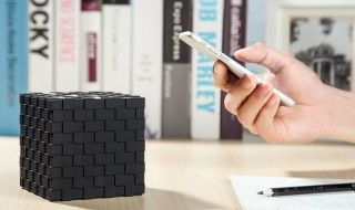 Test du Magic Cube : une enceinte bluetooth très design