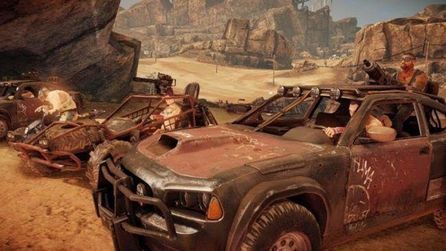 Un trailer pour Mad Max Stronghold #1