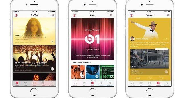 Apple Music dépasse Deezer