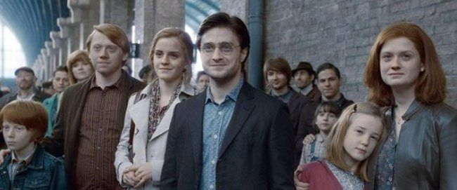 J.K. Rowling confirme un 8ème Harry Potter : Harry Potter et l'enfant maudit #3