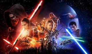 Star Wars Episode VII : l'affiche définitive SANS Luke Skywalker ?!