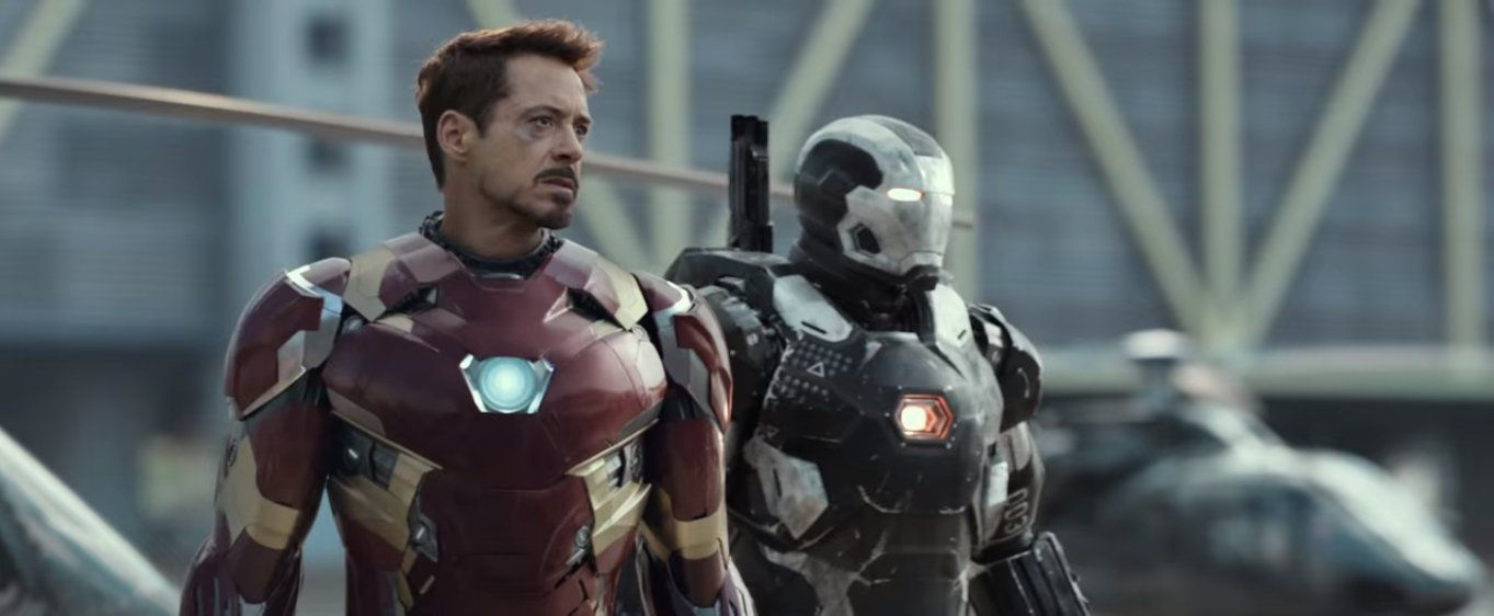 La bande annonce officielle de Captain America Civil War