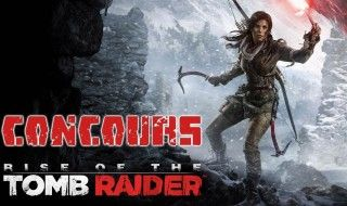 🎁 Rise of the Tomb Raider : 1 jeu Xbox One à gagner