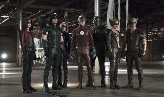 Crossover The Flash / Green Arrow : un teaser qui envoie du lourd