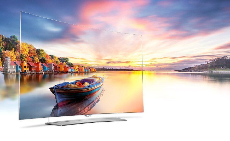 lg oled tv 4k le meilleur rendu des couleurs actuellement sur le march. Black Bedroom Furniture Sets. Home Design Ideas