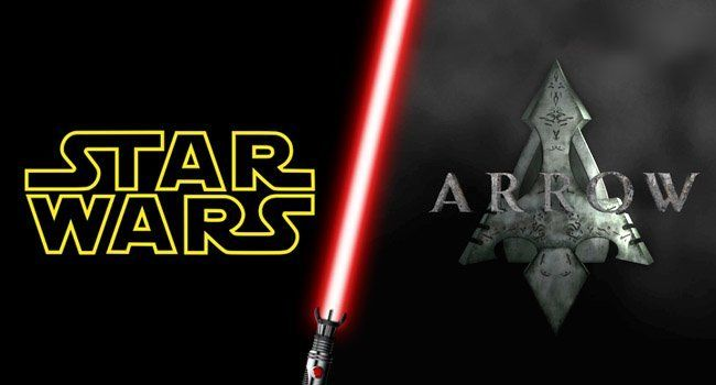 Quand Arrow rencontre Star Wars