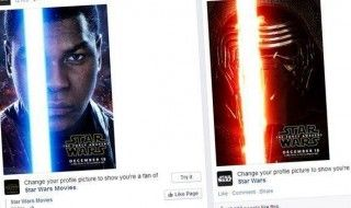 Star Wars : Comment ajouter un sabre laser à votre photo de profil Facebook