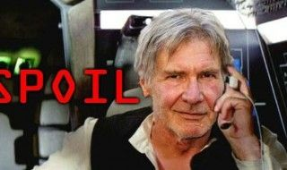 Star Wars Episode VII : un gros spoil signé Harrison Ford ?