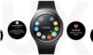 Test de la Samsung Gear S2 : un design repensé et innovant