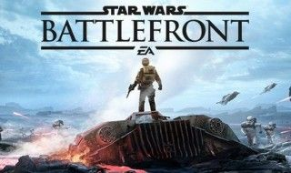 Test Star Wars Battlefront