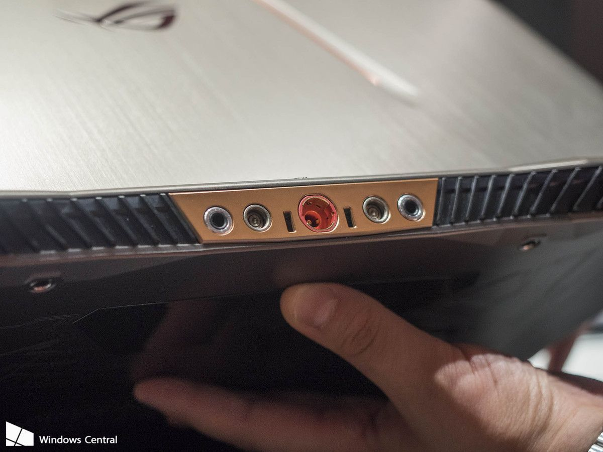 Asus ROG GX700: l 'introdution du Watercooling aux ordinateurs portables