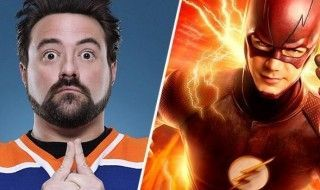 Kevin Smith va réaliser un épisode de la série The Flash