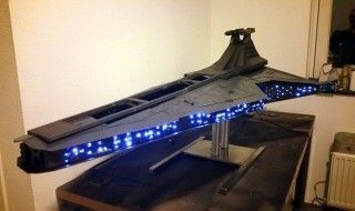 Star Wars : un incroyable PC caché dans un Star Destroyer