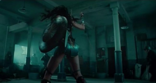 Wonder Woman : un 1er extrait du film + la confirmation de Batman au casting #3