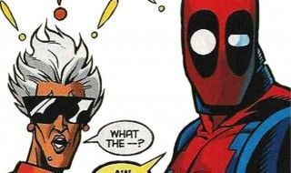 Deadpool : un spot TV avec Blind Al