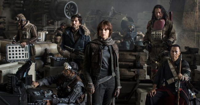 Star Wars Rogue One : un nouveau teaser a leaké #2