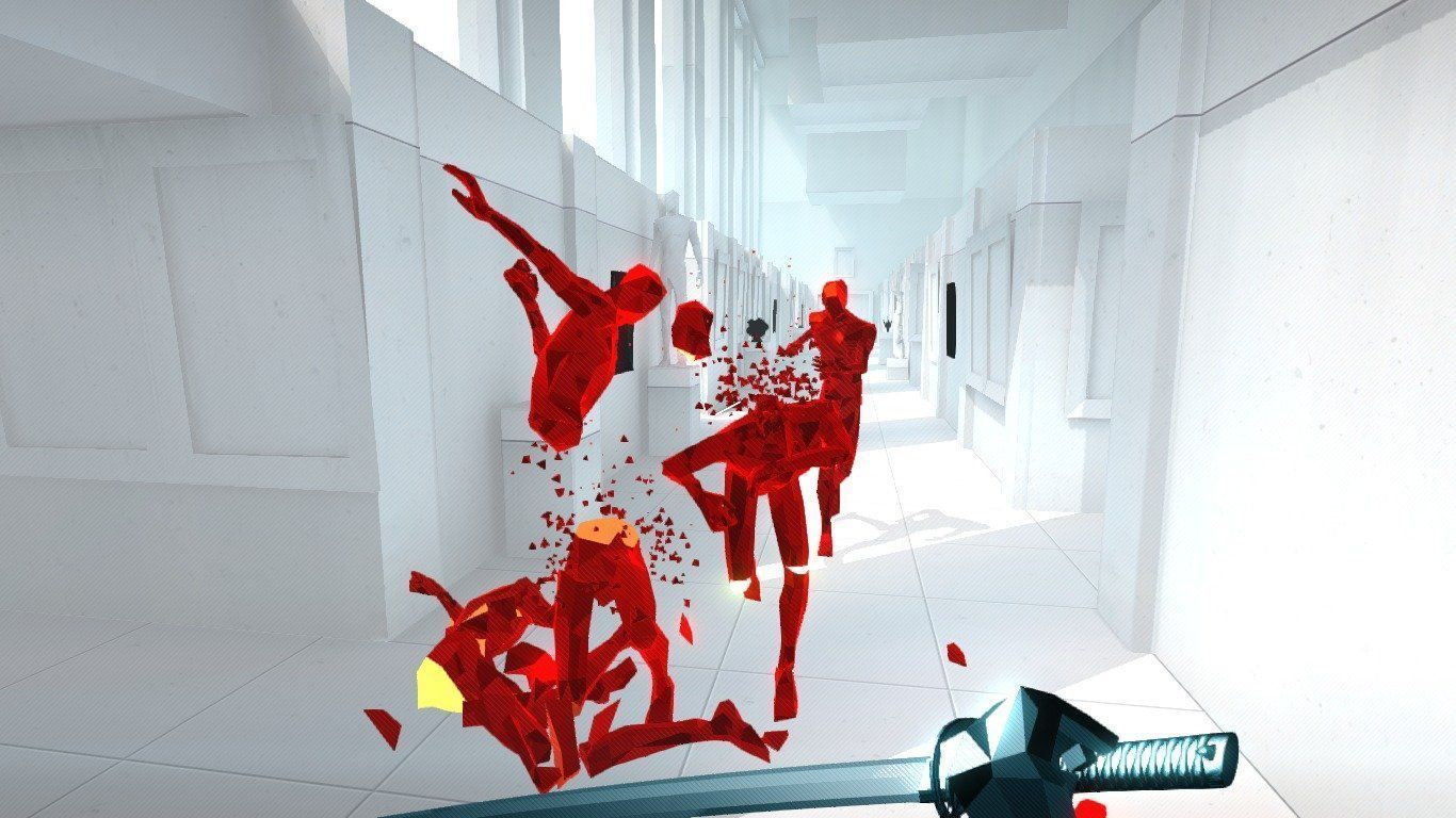 SuperHot : un FPS en slow motion qui révolutionne le genre #2