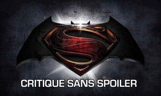 Critique Batman v Superman L'aube de la justice