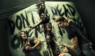 Un parc d'attraction The Walking Dead va ouvrir ses portes