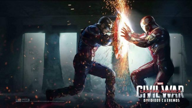 Critique Captain America Civil War #6