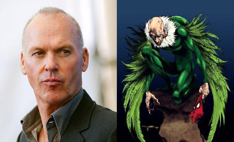 Michael Keaton pourrait jouer un super-vilain dan Spider-Man Homecoming