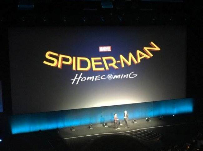 Le titre du reboot de Spider-Man est officiellement Spider-Man : Homecoming