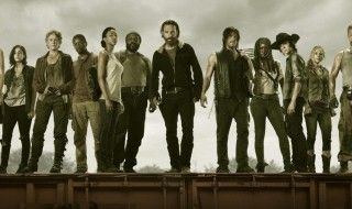 The Walking Dead est la série la plus regardée aux USA