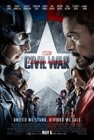 Fiche du film Captain America 3 : Civil War