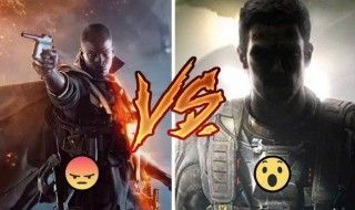 Battlefield 1 vs Call of Duty Infinite War : pourquoi les gamers sont divisés ?
