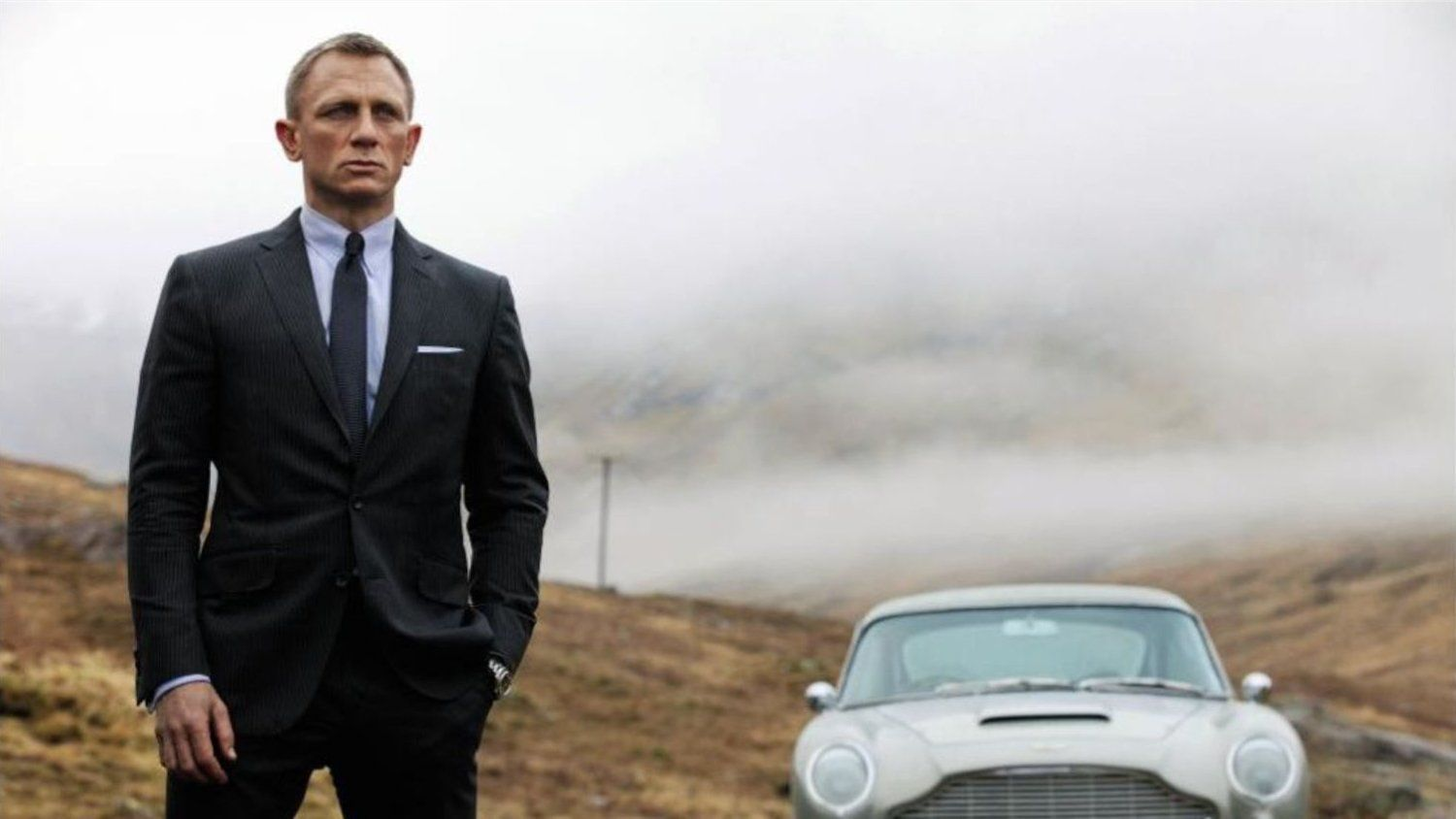 Daniel Craig : James Bond, c'est fini #2