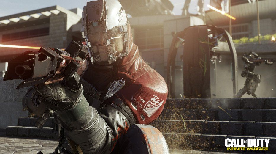 Call Of Duty Infinite War se montre en trailer #1