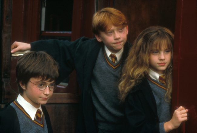 Harry Potter à l'Ecole des Sorciers streaming gratuit