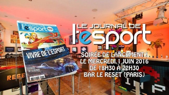 Un magazine 100% eSport sort bientôt en kiosque #5