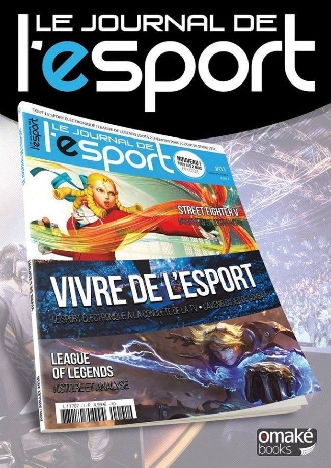 Un magazine 100% eSport sort bientôt en kiosque #2