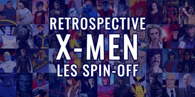 Encyclopédie MARVEL : Les Spin-off X-Men (2/3) #1