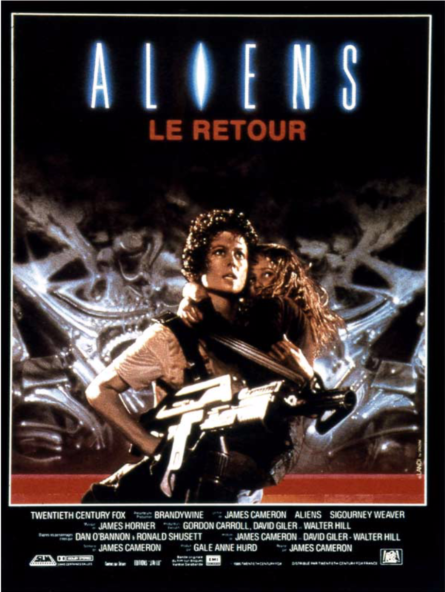 Photo Alien, le retour