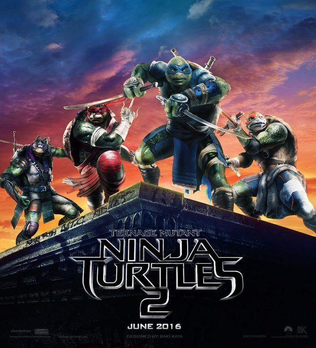 Critique Ninja Turtles 2 : 1h52 de pizza bourrée d action #1