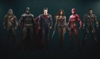 Justice League : un concept art officiel confirme que Superman va ressuciter
