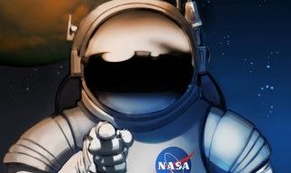 NASA Needs You : des posters vintage pour recruter les explorateurs vers Mars