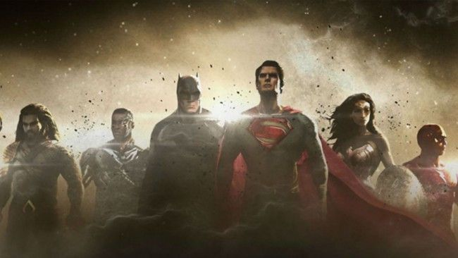 Le titre officiel du film sur la Justice League provoque la surprise !