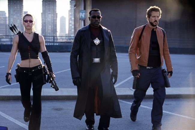 Blade: Trinity streaming gratuit