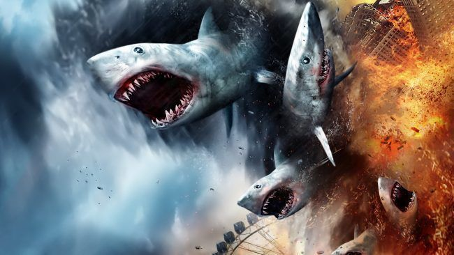 Sharknado 4: The 4th Awakens streaming gratuit
