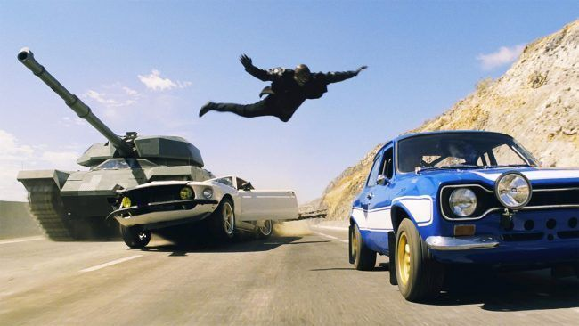 Fast and Furious 6 streaming gratuit