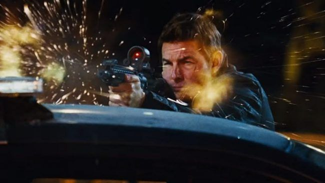Jack Reacher: Never Go Back streaming gratuit