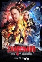 Affiche Sharknado 4: The 4th Awakens