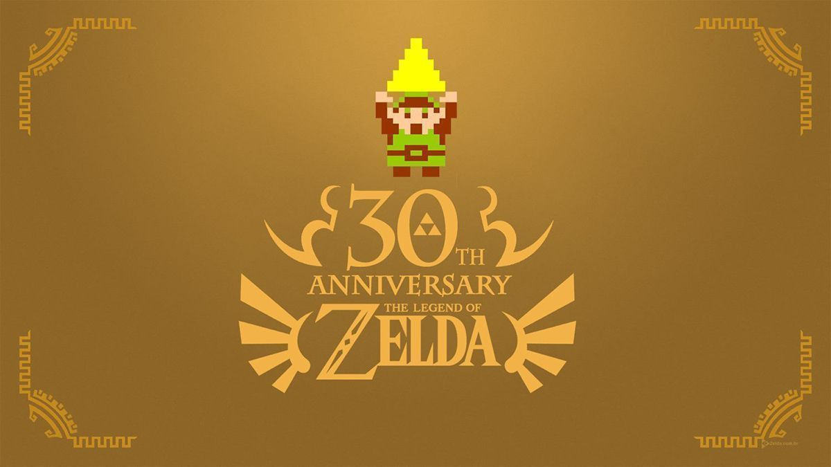 The legend of zelda 30 ans concert