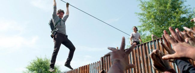 The Walking Dead : la nouvelle attraction complètement dingue du parc Universal Studio #3