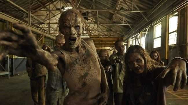 The Walking Dead : la nouvelle attraction complètement dingue du parc Universal Studio #2