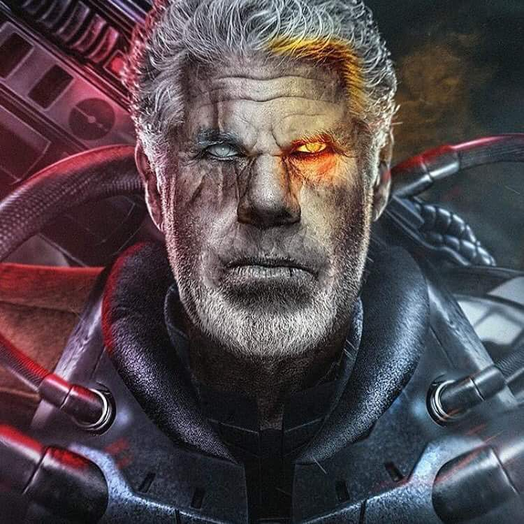 Ron Perlman / Cable